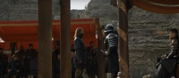 The Hound reunites with his brother / Photo via The Valyrian, www.youtube.com
