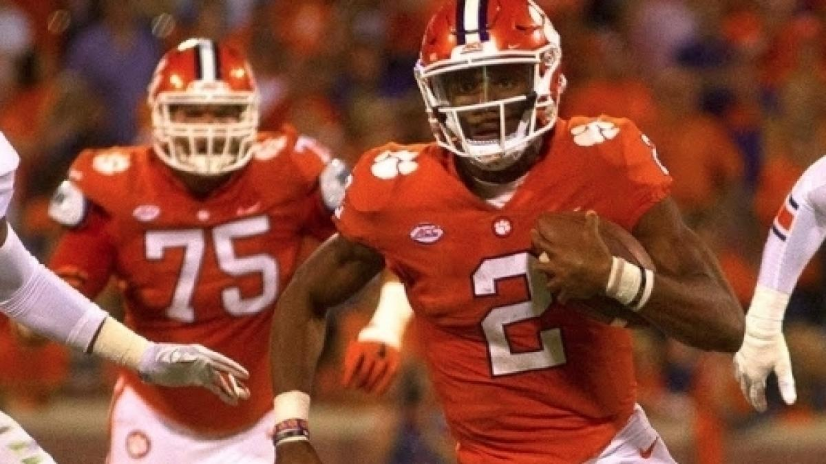 Clemson Vs Virginia Tech 2017 Live Stream Tv Channel