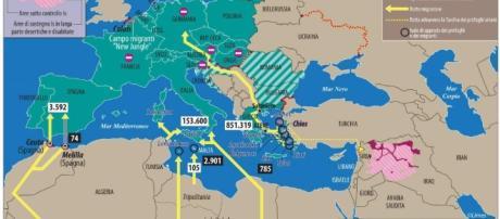 Perché non serve la Fortezza Europa - Limes - limesonline.com