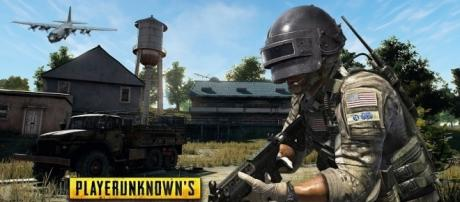 'PUBG' Tournament to reward a solid gold chicken and feature a UFC star. [Image via TypicalGamer/YouTube]