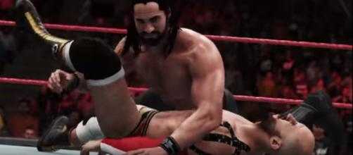 2K Games to feature new iconic wrestlers, in-game moves, unlocks, and more in 'WWE 2K18' DLC packs. Image Credt: WWE 2K/YouTube
