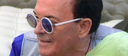 Cristiano Malgioglio parla della sua storia d'amore al GF Vip