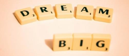 Free photo: Scrabble, Dream Big, Note, Message - Free Image on ... - pixabay.com