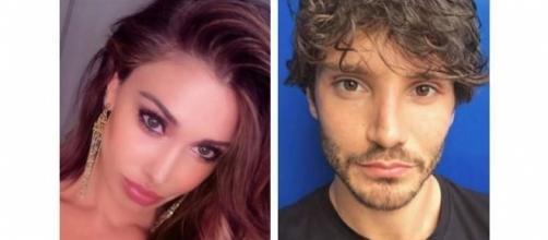 Gossip: Belen Rodriguez e Stefano De Martino si sono scambiati teneri abbracci.