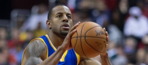 Iguodala has thrived coming off the bench for Golden State. [Image via Wikimedia Commons]