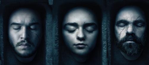 Il Trono di spade: Jon, Arya e Tyrion