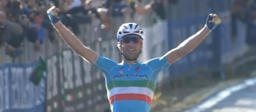 La vittoria di Nibali al Giro di Lombardia 2015
