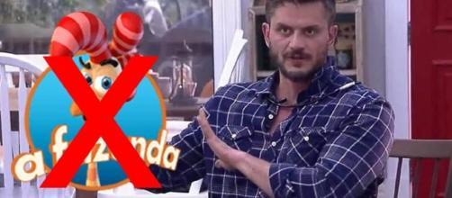 """Marcos Harter critica produção de """"A Fazenda"""""""