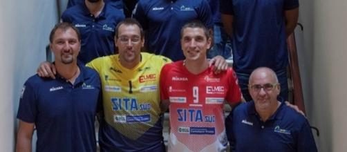 Presentata la nuova New Mater Volley