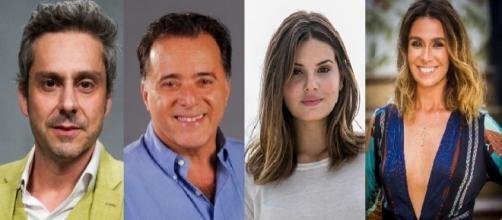 Quanto ganham os principais atores da Globo? Confira!!