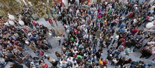 Referendum Catalogna, più di 2 milioni di voti: 90% per il Sì ... - ilfattoquotidiano.it