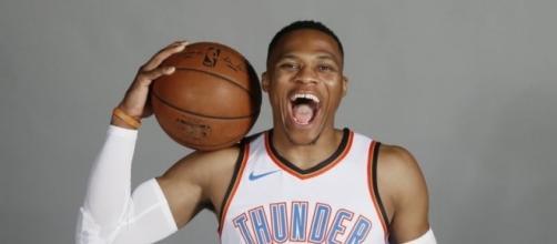 Russell Westbrook. Foto: Yahoo Sports