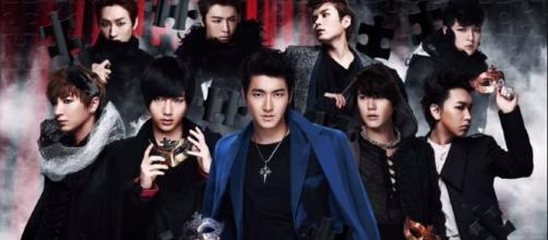 Super Junior is set to make a comeback this November. paradise1501/YouTube screen cap