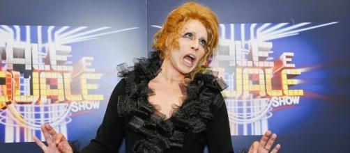 Tale e Quale Show, Federico Angelucci è una Mina PAZZESCA - il ... - spetteguless.it