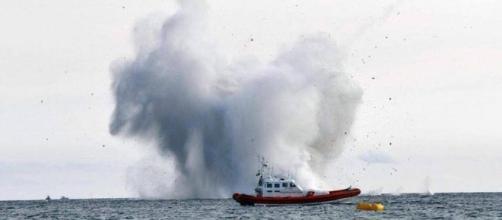 Terracina, il terribile incidente dell'Eurofighter e la morte del ... - meteoweb.eu