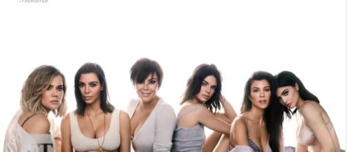 The Kardashian-Jenner family is said to have an impressive branding skill. [Image Credit: Entertainment Tonight/YouTube]