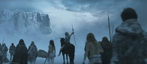 The White Walker invasion - [Image by CuriousWhale/YouTube]