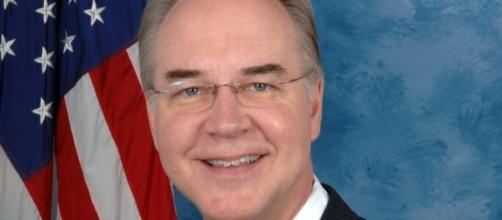 Tom Price [Image by District office of Tom Price Wikimedia Commons  Cropped   Public Domain ]