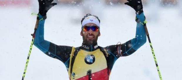 Biathlon : Martin Fourcade file vers un sixième sacre - Libération - liberation.fr