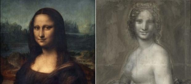 Rascunho da Mona Lisa nua pode ter sido feito por da Vinci