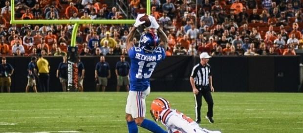 Giants fine Odell Beckham Jr - Photo by Erik Drost- https://commons.wikimedia.org/wiki/File:Odell_Beckham_(35958151553).jpg