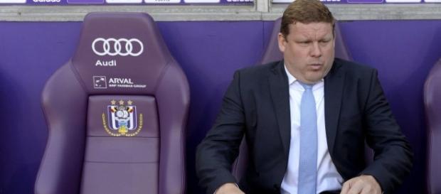 Hein Vanhaezebrouck sur le banc d'Anderlecht ?