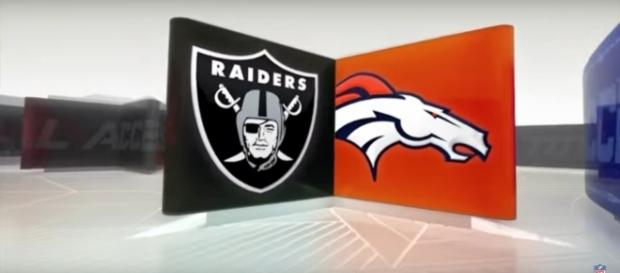 The Oakland Raiders and the Denver Broncos are looking to bounce back on Sunday. [Image Credit: NFL/YouTube]
