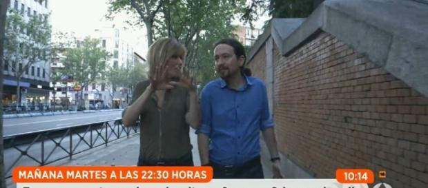 Insultos a Susanna Griso durante su entrevista a Pablo Iglesias - Chic - libertaddigital.com