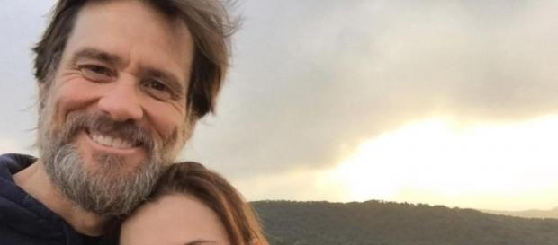 Jim Carrey retaliates against Cathriona White's family - [Image via Cathriona White/Twitter]