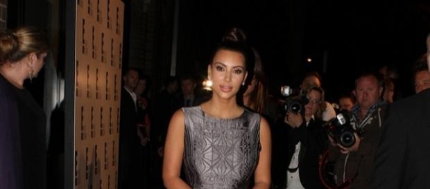 Kim Kardashian calls Caitlyn a liar. [Image credit: Kim Kardashian Eva Rinaldi/Flickr]