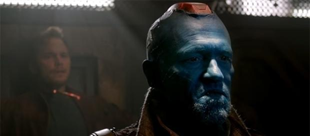 "Michael Rooker played Yondu, Peter Quill's adoptive father in ""Guardians of the Galaxy."" (YouTube/JoBlo Movie Clips)"