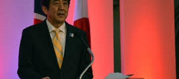 President Shinzo Abe said that Japan should not give into the threats of Kim. Image Credit: Chatham House/ Wikipedia Creative Commons