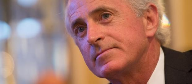 Senator Bob Corker eviscerates Trump in an interview with NY Times. [Image Credit: Center for American Security/Flickr]
