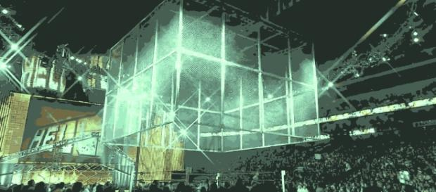 SmackDown General Manager Shane McMahon will step inside the cell against Kevin Owens (Image Credit: WWE/YouTube)