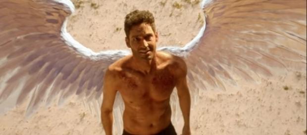 "Tom Ellis returns as Lucifer Morningstar in ""Lucifer"" Season 3. (Photo:YouTube/Lucifer)"