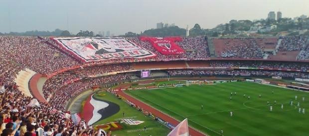 """Tricolor diz um """"até logo"""" para o Morumbi e manda cinco jogos no Pacaembu"""