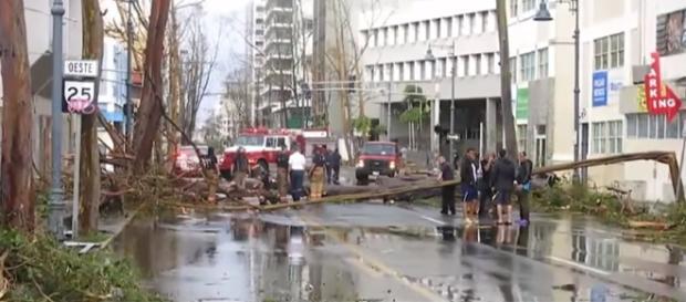 Trump vowed to help Puerto Rico [Fox News / YouTube screencap]
