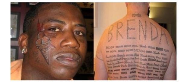 Veja tatuagens que podem se tornar pesadelos
