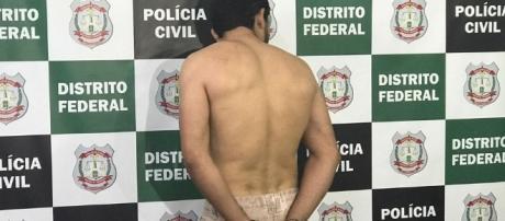 Homem é preso no DF suspeito de estuprar vizinha de 15 anos