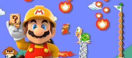 Super Mario Maker - Flickr, bagogames