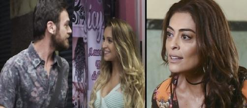 """""""A Força do Querer"""": Jeiza """"se entrega"""" para Caio, Ivana vira jardineira, Irene e Mira são desmascaradas e Ruy salva irmã de espancamento"""