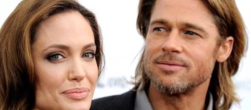 Angelina Jolie and Brad Pitt officially re-couple after counseling. YouTube/News247