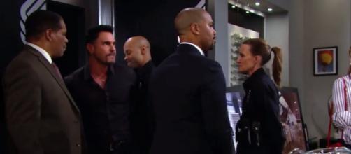 Beautiful, Bill viene arrestato per colpa del figlio Liam