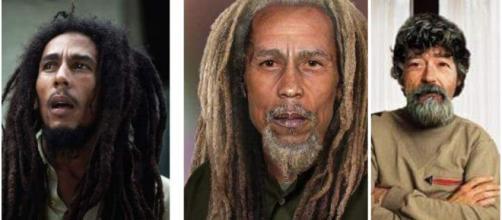 Bob Marley e Raul Seixas se ainda estivessem vivos.