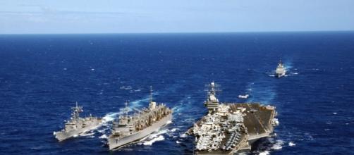 Corea del Nord e USA, tutti i movimenti militari sono i prodromi ... - reportdifesa.it