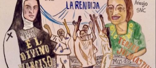 El Divino Narciso en el Julio Castillo hasta el 24 de septiembre.