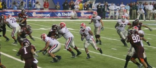 Georgia needs more help on offense. John Trainor via Wikimedia Commons