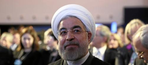 Iranian President Hassan Rouhani attending meeting at the World Economic Forum - World Economic Forum - Flickr