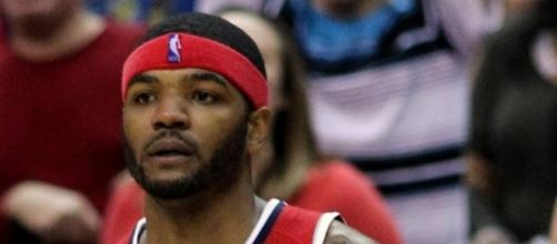 Josh Smith in his former team | Wikimedia Commons