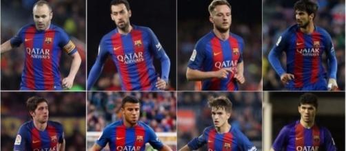Jugador del Fc Barcelona podría firmar para la Juventus